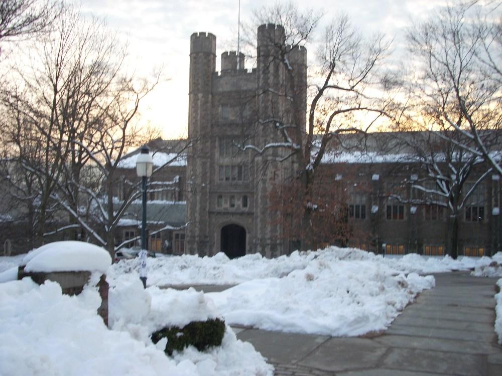 Dillon Gym, Princeton University, Princeton, NJ (2/2)