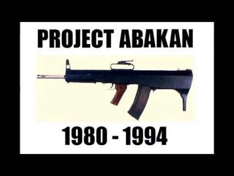 ABAKAN – broń przyszłości