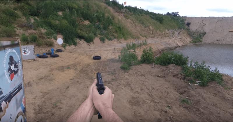 Shooting Academy Cup 2018 pistolet IPSC L 3
