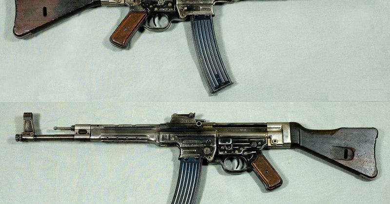 Sturmgewehr 44 – pierwszy udany karabin szturmowy
