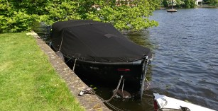 Cared for boat