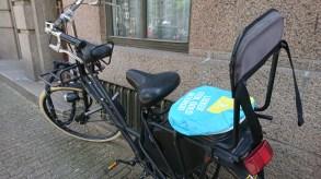 Child seats on bikes 4