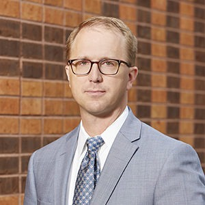 Lawyer Jonathan Groth