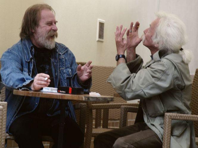 Adorján Viktor és Zbigniew Kozlowski