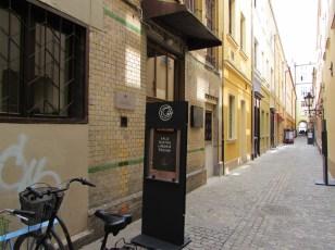 A Grotowki Intézet Wroclawban