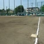 学田公園野球場