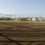 北大泉野球場