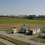 多摩川六郷橋緑地野球場