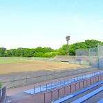 一本杉公園(野球場/庭球場)