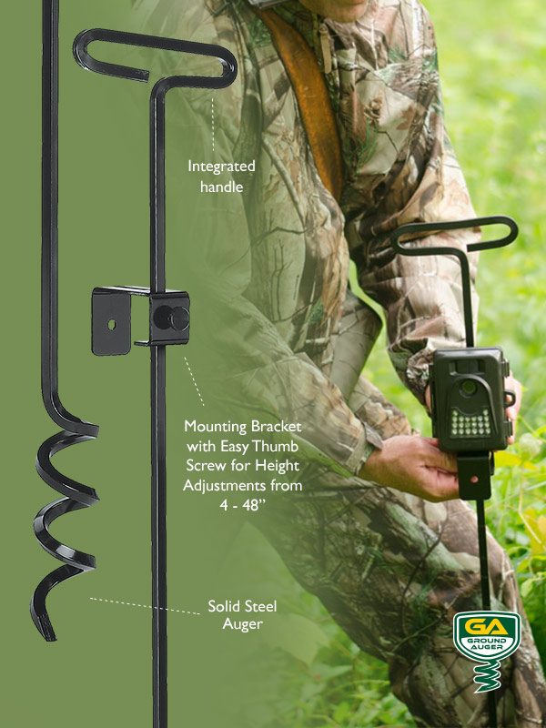 Trail Camera Pole