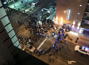 "protests ""st. louis"" police"