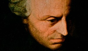 Kant, dogmatic slumber, thinking, Ground Belief