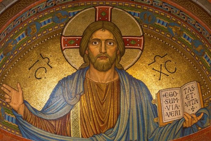 Jesus Christ, hearing God, pharisee