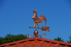 weather vane, change