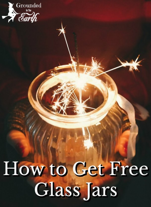 How do you really summon a witch? Place a free glass jars sign out dont you know. Here are some ways to get free glass jars.