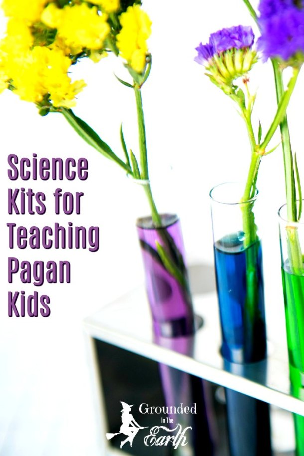 Science Kits for Teaching Pagan Kids