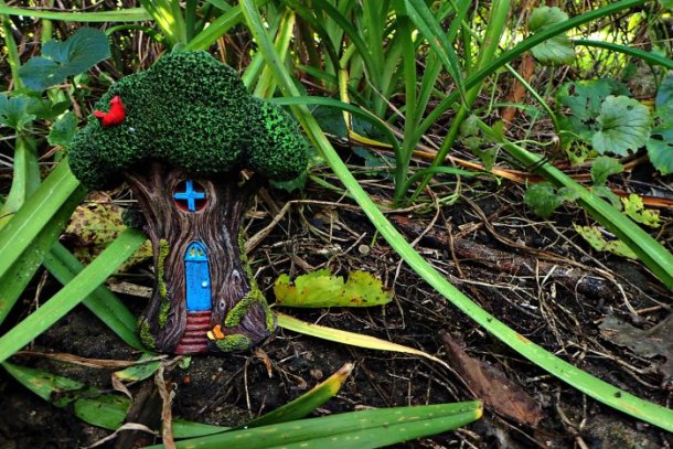 What To Do About Fairies In The Garden