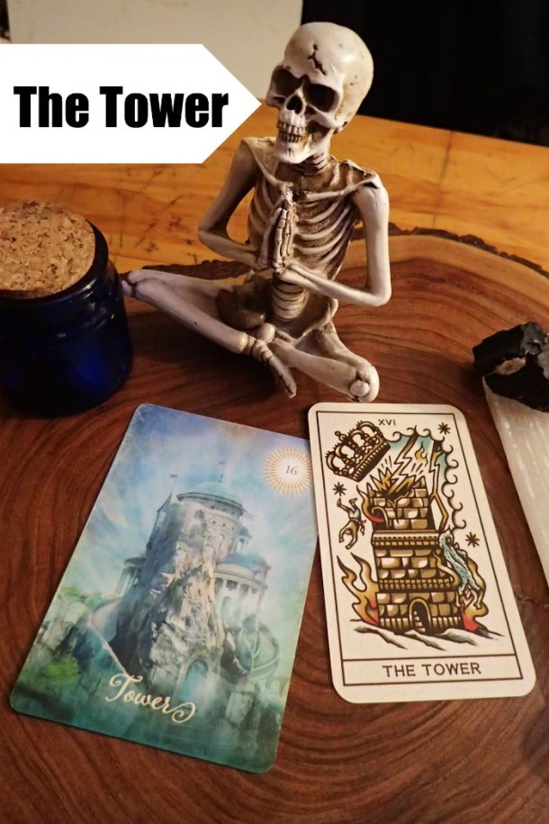 Guide to the tower tarot card