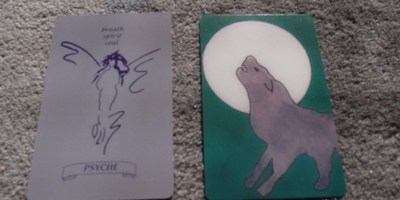 Walk-in Psyche Card reading at Artful Gifts