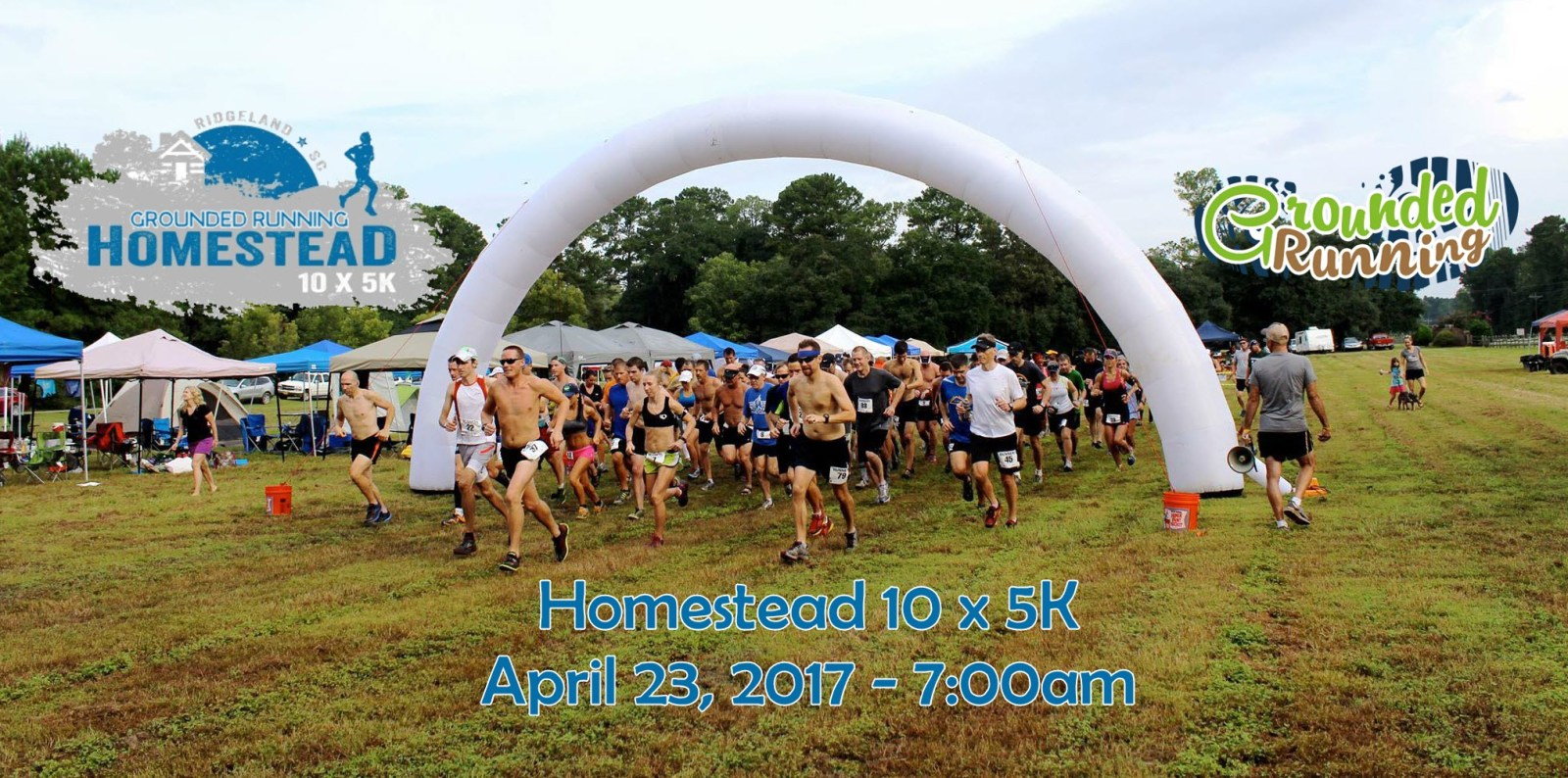 Homestead 10 x 5k