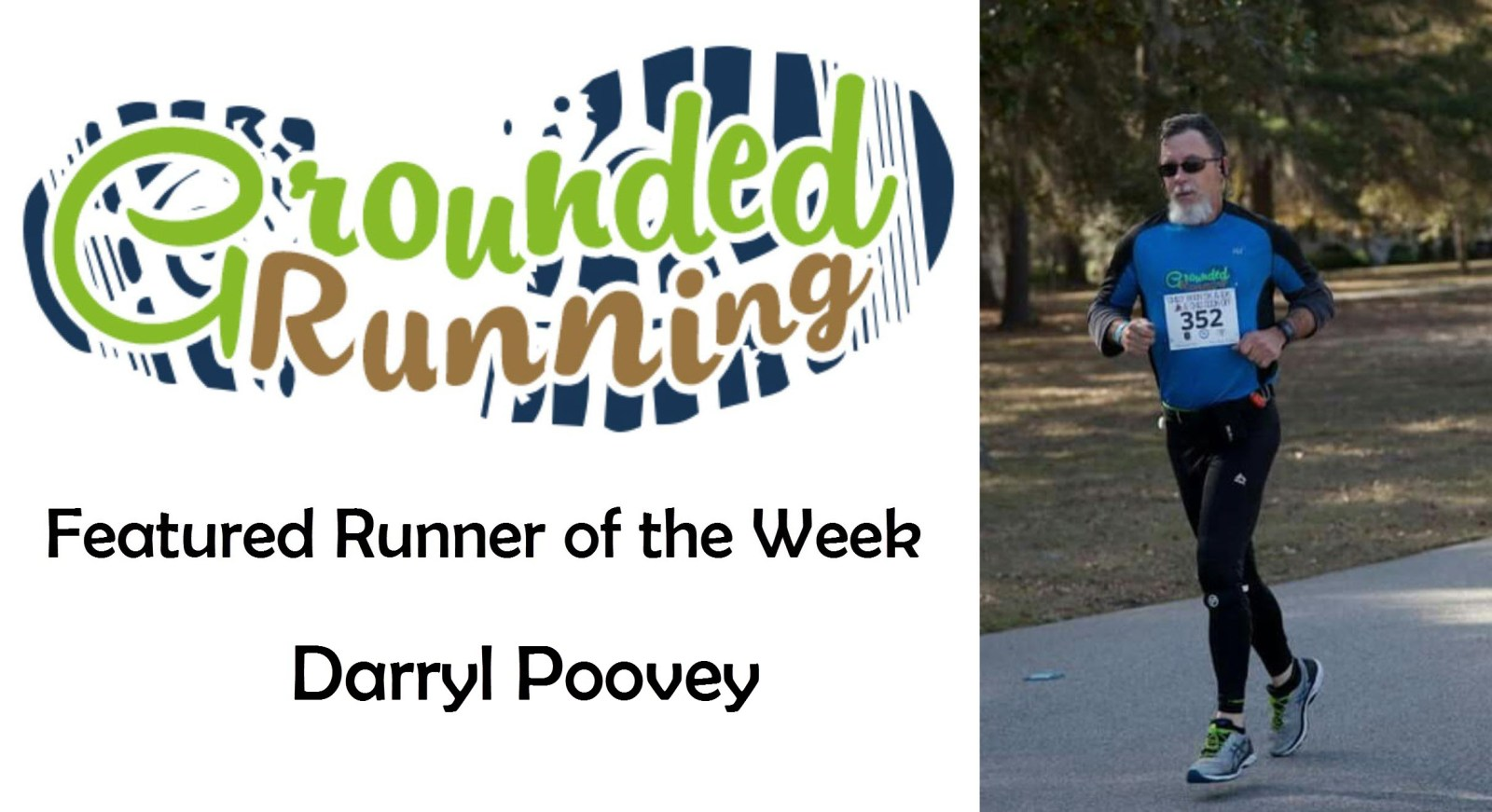 Darryl Poovey – Featured Runner of the Week
