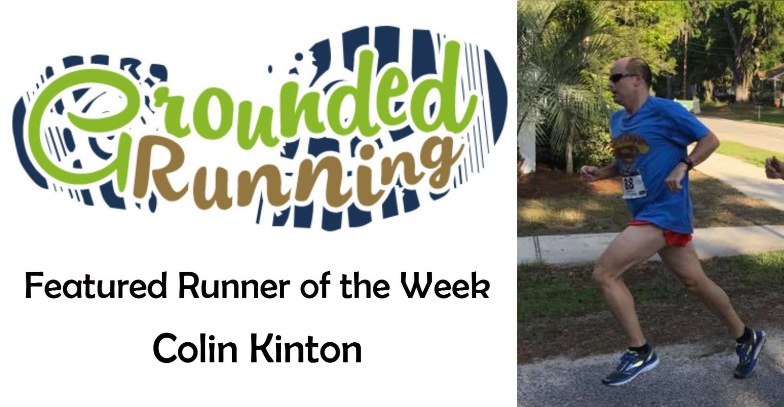 Colin Kinton - Featured Runner of the Week