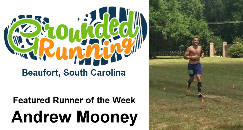 Andrew Mooney - Featured Runner of the Week