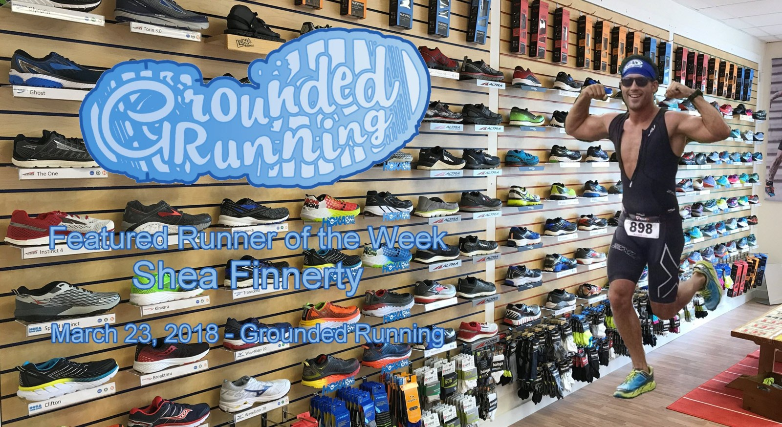 Shea Finnerty - Featured Runner of the Week