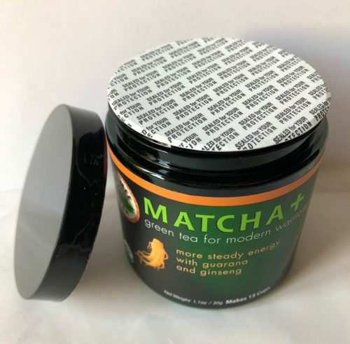 Matcha Plus Safety Seal