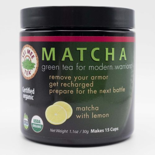 Matcha Lemon 30g Front