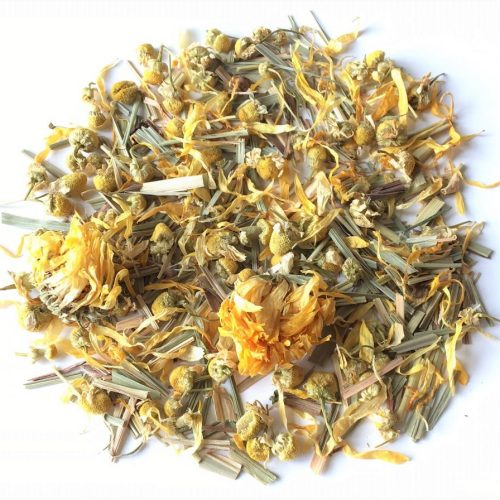 organic chamomile lemongrass tea