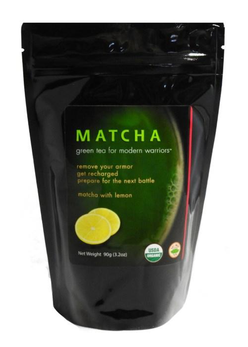 Matcha Lemon, Organic - 90g