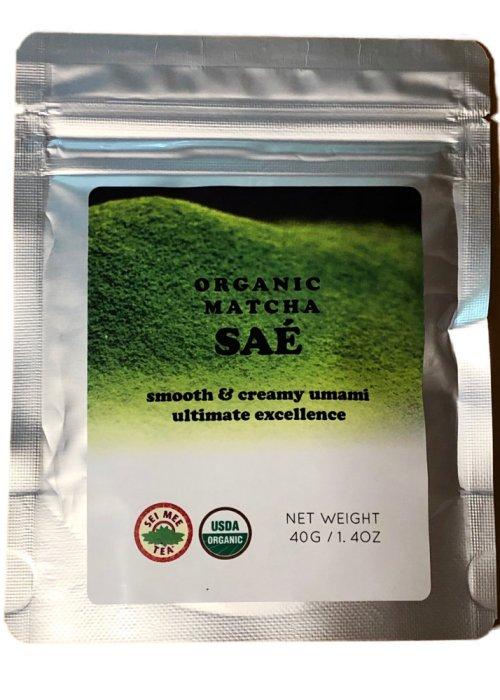 Organic Saemidori Matcha SAE
