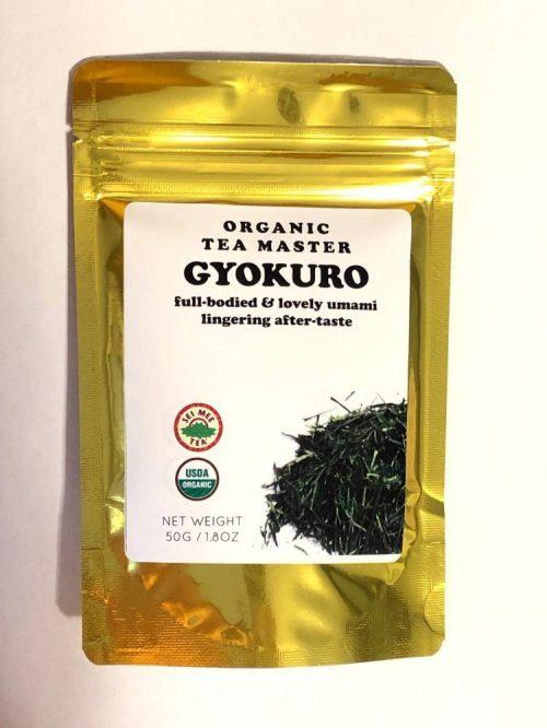 sakamoto tea organic gyokuro