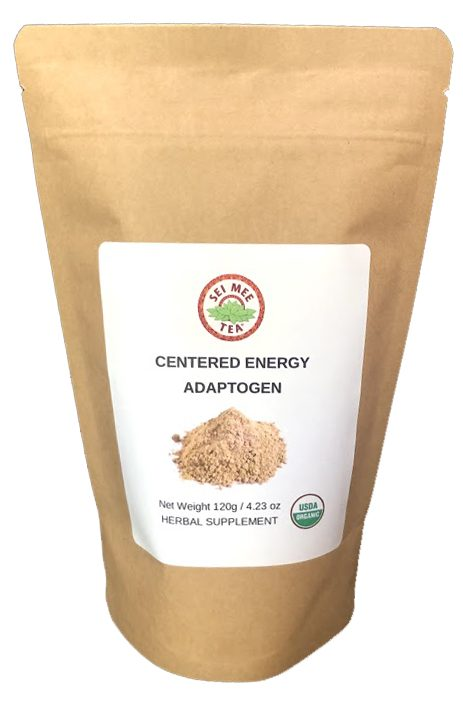 Centered Energy Adaptogen 120g product picture