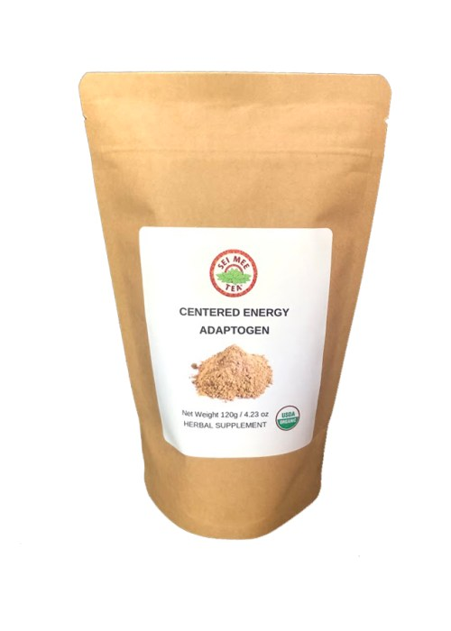 Centered Energy Adaptogen 120g