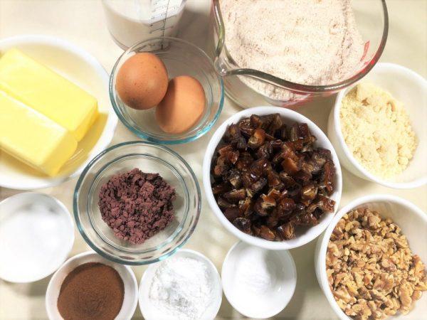 healthy acai scones