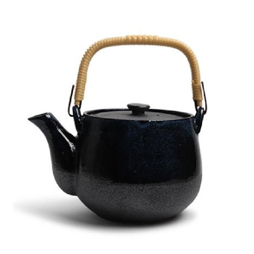 traditional Japanese teapot