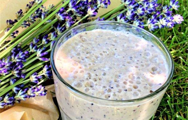 matcha lemon blueberry smoothie recipe