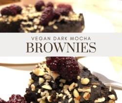 healthiest brownies