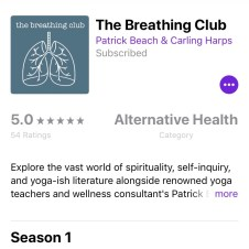 Breathing Club Podcast