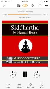 Siddhartha On Audible