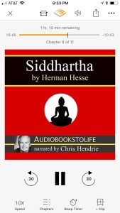 Siddhartha On Audible
