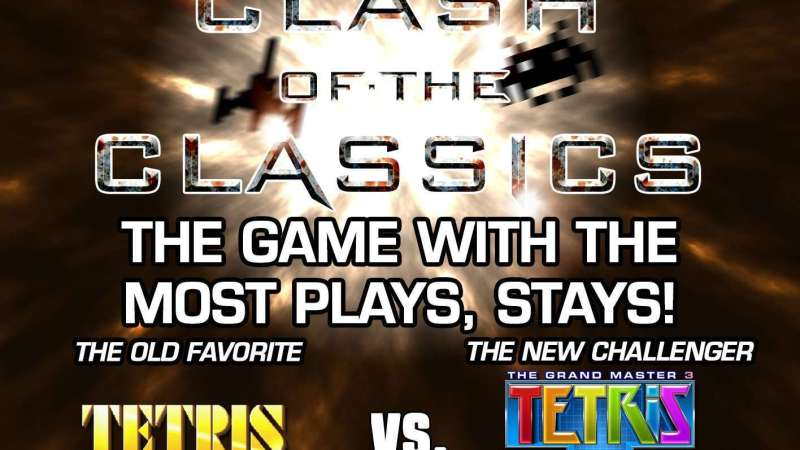 Image for Clash of the Classics: Tetris Plus VS. Tetris: The Grand Master 3 – Terror-Instinct