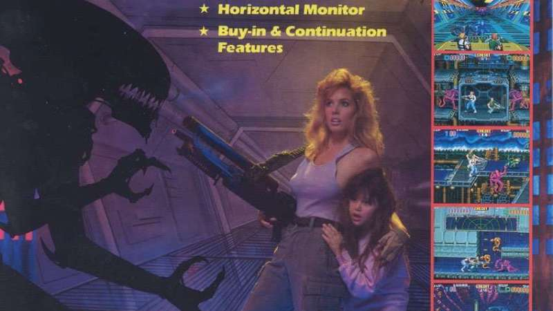 Image for New in the Arcade: Aliens (1990) & Aliens: Extermination (2006)