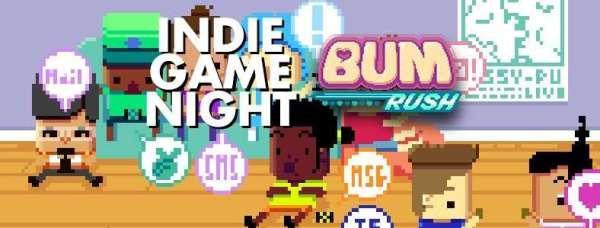 Indie Game Night: Bum Rush