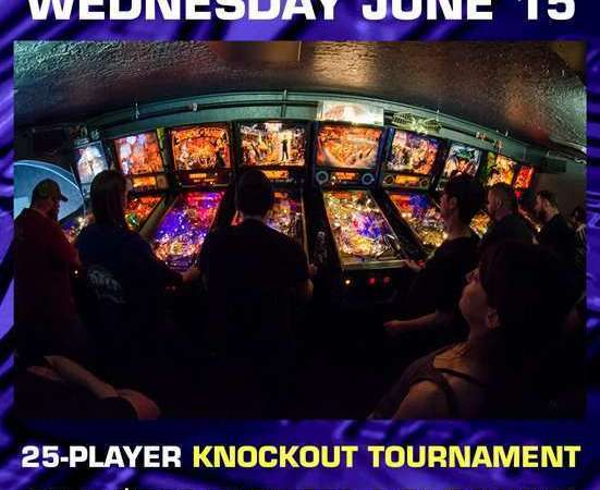 Image for Deschutes Brewery PDX Beer Week Pinball Tournament – Wednesday 6/15, 7pm