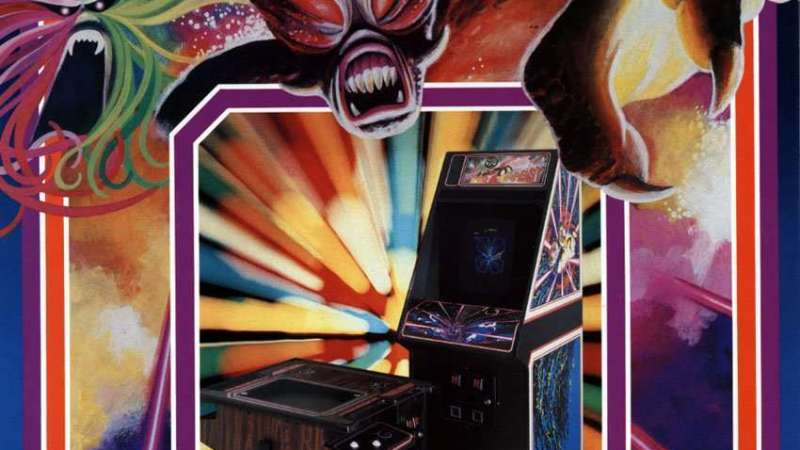 Image for Back in the Arcade: Tempest