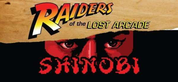 Raiders of the Lost Arcade: Shinobi