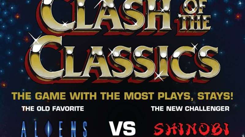 Image for Clash of the Classics – Aliens VS Shinobi